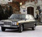 40 years of the Mercedes-Benz 123 model series
