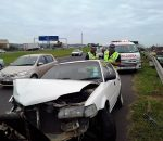 2 accidents leave 7 injured in Chatsworth