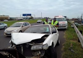 Fatal accident N1 Sable road in Cape Town | Traffic Information