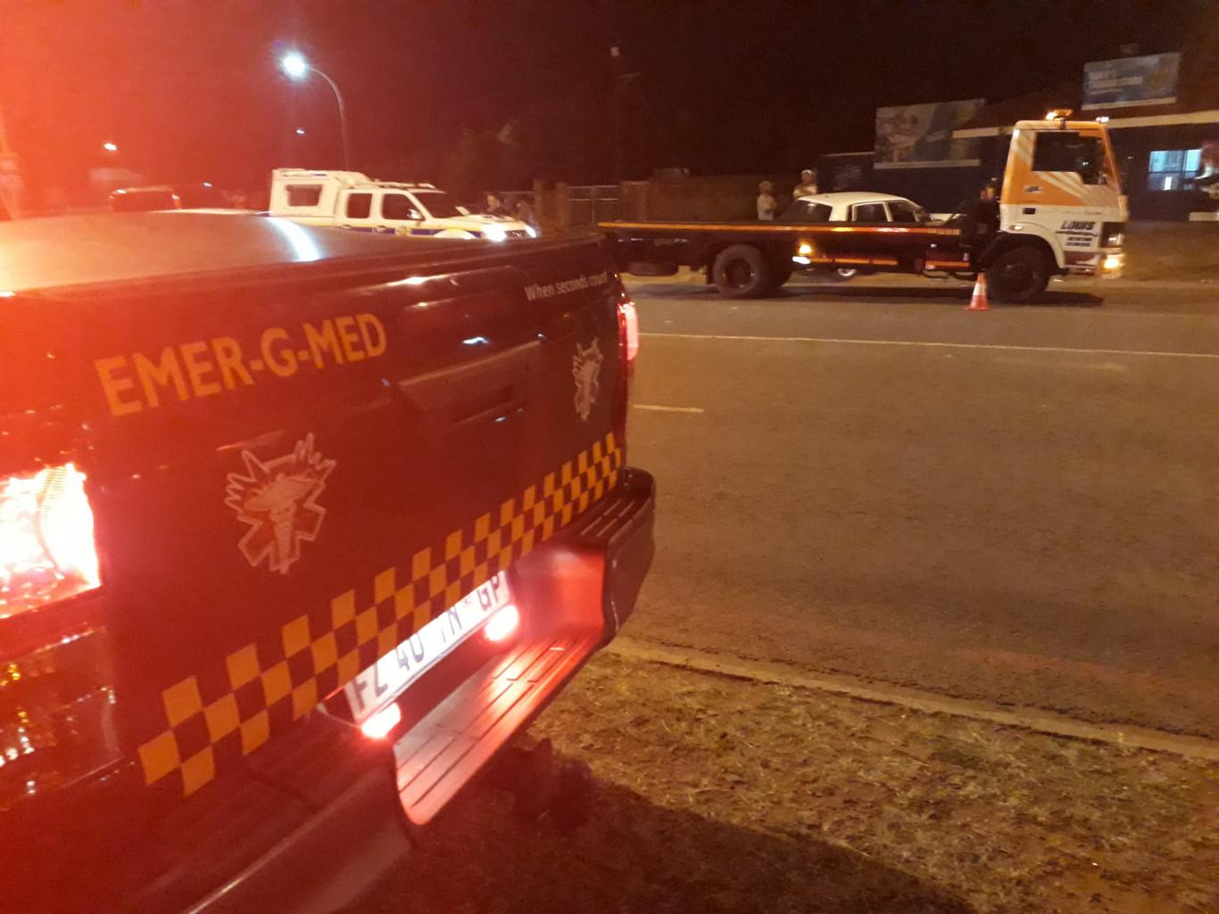 Three injured in road crash in Kimberley | Traffic Information